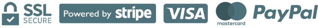 VotreJuriste logos moyen de paiement